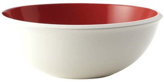 Rachael Ray 10-in. Rise Serving Bowl, Red