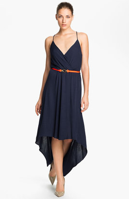 Milly High/Low Maxi Dress