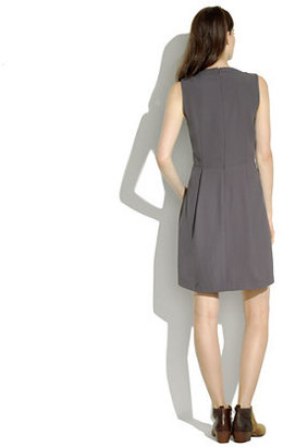 Madewell Pleat-Front Dress