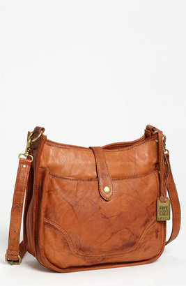 Frye 'Campus' Leather Crossbody Bag - Brown $328 thestylecure.com