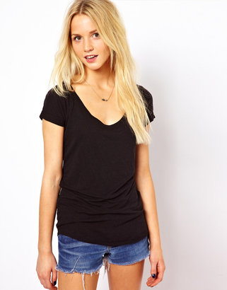 Only Viva La Fran Short Sleeved T-Shirt