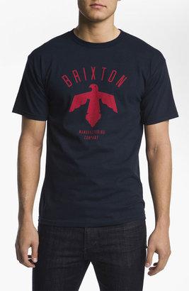 Brixton 'Shelter' T-Shirt
