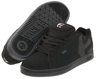 Etnies Fader (Black Dirty Wash) Men's Skate Shoes