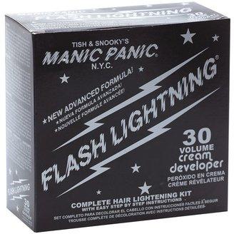 Manic Panic Flash Lightening 30 Volume Bleach Kit $10.49 thestylecure.com