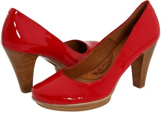 Sofft Ramona (Fire Red Patent) - Footwear