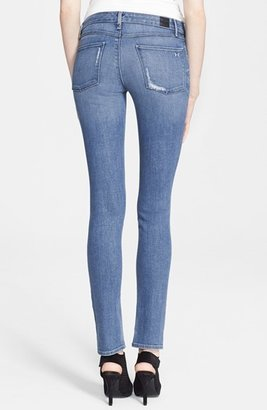 Habitual 'Alice' Distressed Skinny Jeans (Liberty Blue)