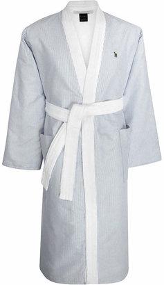 Ralph Lauren Home Oxford Robe - Blue - S