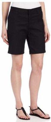 Dickies Women's Flat-Front Short
