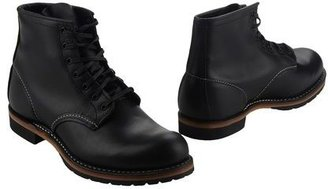 Red Wing Shoes Combat boots