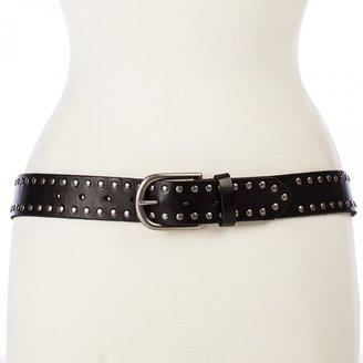 Linea Pelle Nico Studded Jean Belt
