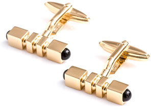 Lanvin Bar cufflinks