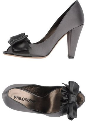 Philosophy di Alberta Ferretti PHILOSOPHY DI A. F. Pumps with open toe