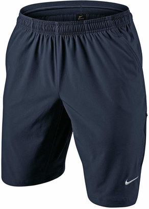 "Nike Men's 11"" Woven Tennis Shorts $45 thestylecure.com"