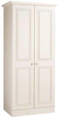 Consort Furniture Limited Kendal Ready Assembled 2-door Wardrobe