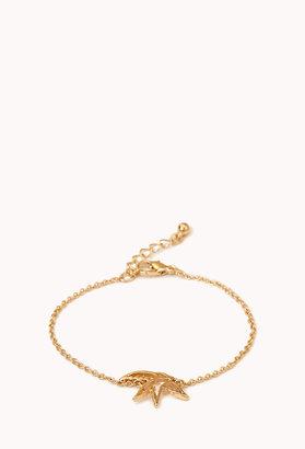 Forever 21 Down-to-Earth Dove Bracelet