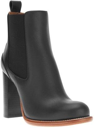 Chloé high heel chelsea boot