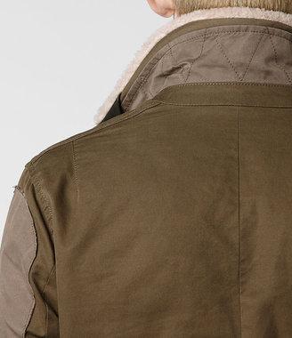 AllSaints Kobushi Bomber Jacket