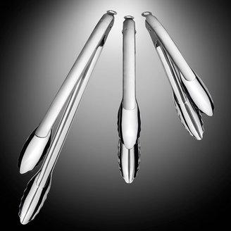 Rosle Stainless-Steel Locking Tongs