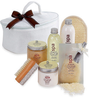Bed Bath & Beyond Spa Essentials Gift Set
