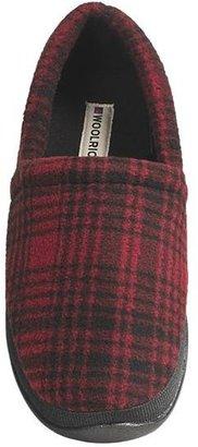 Woolrich Parkwood Moc Slippers - Fleece Lining (For Men)