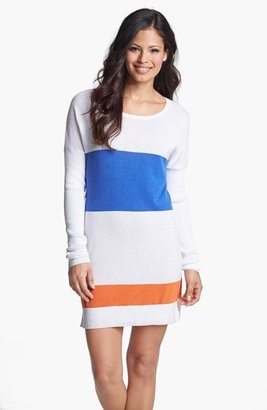Tommy Bahama Colorblock Sweater Cover-Up