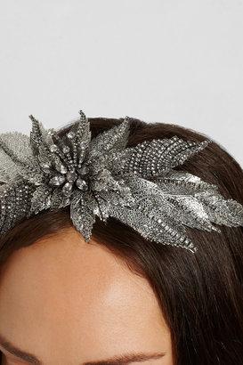 Erickson Beamon Ballroom Dancing silver-plated Swarovski crystal headband