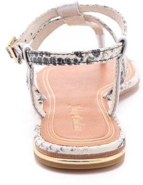 Juicy Couture Alaina Flat Sandals