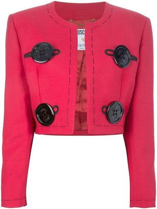 Moschino Vintage skirt suit