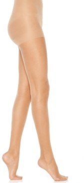 Hanes Women's Silk Reflections Plus Control Top Silky Pantyhose Sheers 00P16