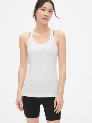 Gap GapFit Breathe Heathered Tank