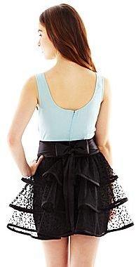 Marchesa Pearl Georgina Chapman of Tiered Tank Dress