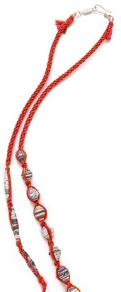 Chan Luu EFI Single Strand Necklace