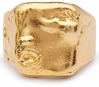Alighieri Gold-Plated The Lost Dreamer Ring