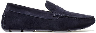 Alfani Men's Shoes, Palmer Perforated Driver Shoes