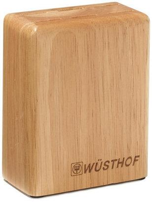 Wusthof 6-Slot Beech Steak Knife Block