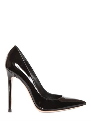 Gianvito Rossi 110mm Patent Leather Pumps
