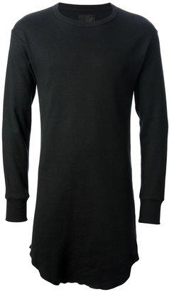 Billionaire Boys Club Black long sleeve T-shirt