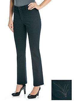 Jones New York Signature Mercer Bling Pocket Jean