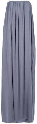 Kristensen Du Nord long pleated tube dress