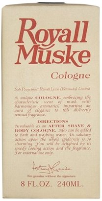 Royall Fragrances Royall Muske by Aftershave Lotion Cologne
