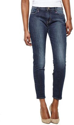 Levi's midrise skinny ankle jeans
