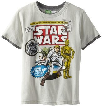 Star Wars Boys 8-20 Skywalker Classic Tee