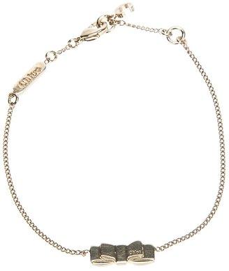 Chloé bow detail bracelet