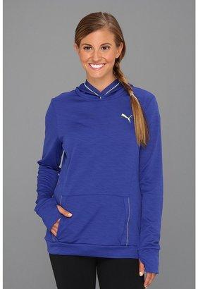 Puma Flow Lightweight Pullover Hoodie (Clematis Blue) - Apparel
