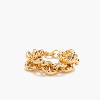 J.Crew Classic link bracelet