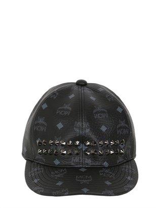 MCM Studded Baseball Hat