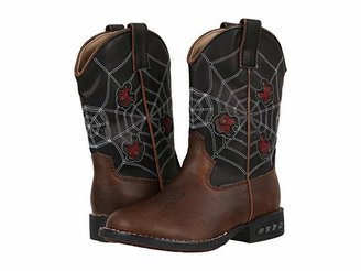 Roper Spider Lighted Cowboy Boots (Toddler/Little Kid)