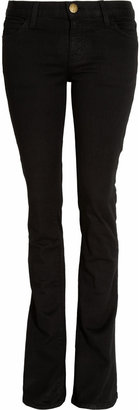 Current/Elliott The Front Man mid-rise bootcut jeans