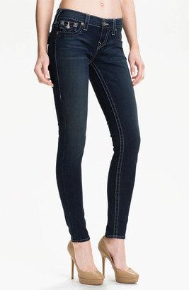 True Religion Brand Jeans 'Misty' Skinny Leg Jeans (Buckeye)
