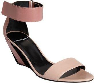 Pierre Hardy Wide Ankle Strap Wedge Sandal